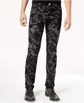 Versace Men's Graphic-Print Jeans