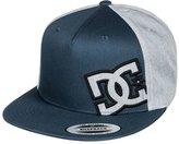 DC Men's Heard Ya Snapback Hat Blue (byj0)