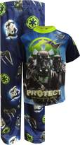 AME Sleepwear Star Wars Rogue One Protect the Galactic Empire Pajama for boys