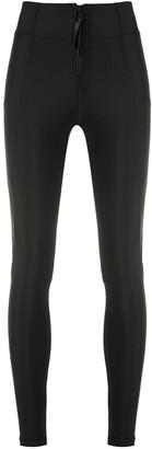 Andrea Bogosian Reseat skinny trousers