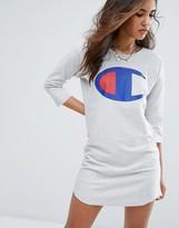 Champion Baseball Dress With Large Logo