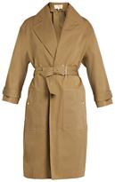 Vanessa Bruno Gatsby cotton-gabardine trench coat