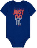 Nike Just Do It Cotton Bodysuit, Baby Boys (0-24 months)
