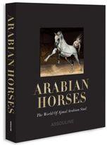 Assouline Arabian Horses Hard-Bound Book