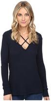 LnA Cross Strap Sweater