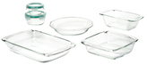 OXO Good Grips Glass Bake, Serve & Store Set (8 PC)