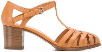Church's Ankle Buckle Sandals