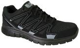 Men's S Sport By Skechers Striker Performance Athletic Shoes Black - C9 Champion®