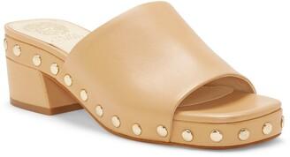 Vince Camuto Haniya Studded Slide Sandal