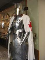 Nauticalmart Medieval Wearable Knight Full Suit 15th Century Combat Body Armour Suit