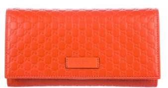576cdc7b50cb Gucci Continental Wallet - ShopStyle