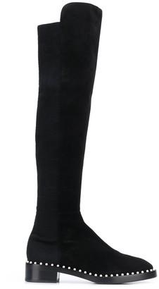 Stuart Weitzman 5050 Knee-High Leather Boots