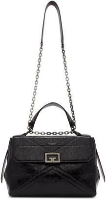 Givenchy Black Medium Crinkled ID Bag