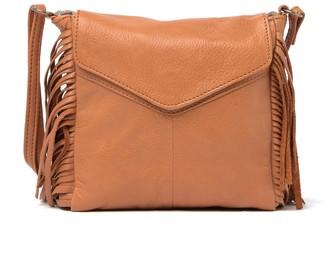 Day & Mood Sarah Fringe Leather Crossbody Bag