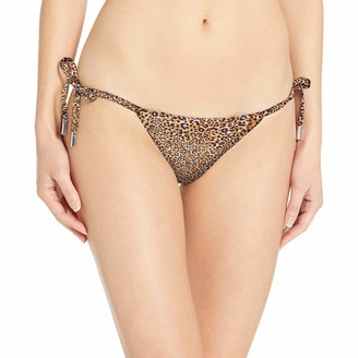 Seafolly Women's Skimpy Brazilian Tie Side Bikini Bottom Swimsuit