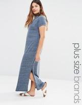 Junarose Jersey Marl Maxi Dress