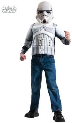 Imagine Boys Storm Trooper Muscle Chest Shirt Set S