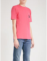 Stussy Dominos cotton-jersey T-shirt