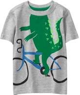 Gymboree Gator Bike Tee