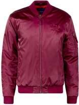 Adidas Originals Ma1 Bomber Jacket Maroon