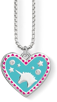 Thomas Sabo Sterling silver Without Necklace - SCKE150209
