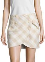 Laveer Women's Gingham Kadette Skirt