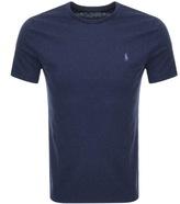 Ralph Lauren Custom Fit T Shirt Navy