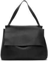 The Row Black Top Handle 14 Two Bag