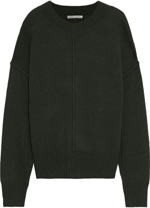 Autumn Cashmere Oversized Knitted Sweater