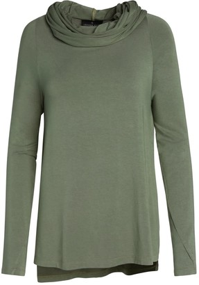 Lâcher Prise Apparel Echape Long Sleeve - Olive Green