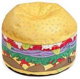 Giant Burger Bean Bag Chair