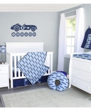 Pam Grace Creations 3 Piece Crib Bedding Set Bedding