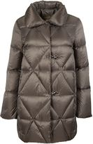 Fay Taupe Down Jacket