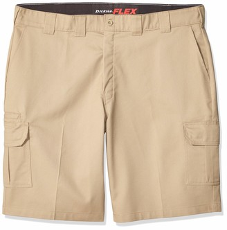Dickies Men's Tall 11 Inch Flex Cargo Active Waist Short Big