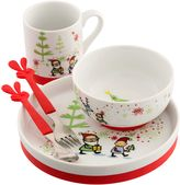 Aynsley Santa`s Little Helper 5 Piece Set