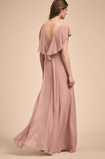Anthropologie Paisley Wedding Guest Dress