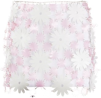Paco Rabanne Daisy Mini Skirt