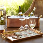 Williams-Sonoma Copper Rectangular Tray
