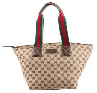 0485ddf8a706 Olive Canvas Tote - ShopStyle