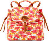 Dooney & Bourke Small Flap Backpack