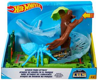 Mattel Hot Wheels(TM) City Creature Attack(TM) Playset