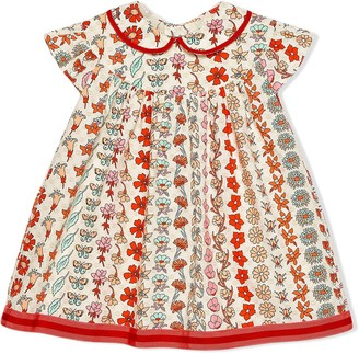 Gucci Kids Floral-Print Dress