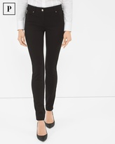 White House Black Market Petite Ponte Skinny Pants