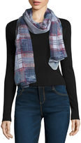 Fraas Plaid Scarf