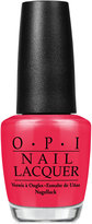 OPI Nail Lacquer, She's A Bad Muffuletta!
