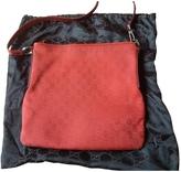 Gucci Red Handbag