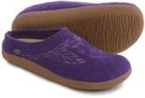 Giesswein Bella Boiled Wool Slippers (For Women)