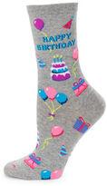 Hot Sox Happy Birthday Socks