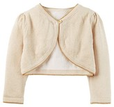 Just One YouMade by Carter's® Baby Girls' Cardigan - Gold