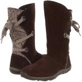Merrell Jungle Moc Lace Boot (Toddler/Little Kid/Big Kid) (Espresso) - Footwear